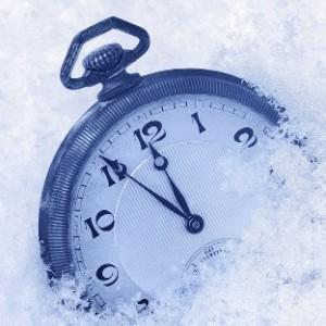 snow-clock